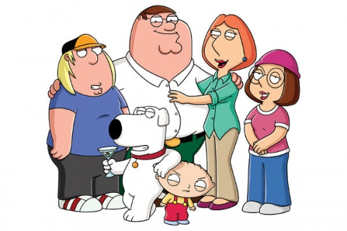 Family Guy IV./1. Comedy Central 2017.01.12 22:30