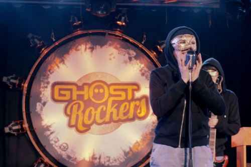 Ghost Rockers I./1. Megamax 2017.01.12 09:00
