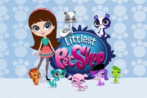 Littlest Pet Shop 6. Kiwi TV 2017.07.18 12:00