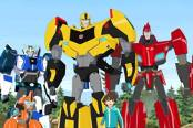 tv-műsor: Transformers: Robots in Disguise 40.