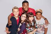 tv-műsor: Game Shakers 204.